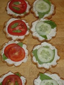 Sandwich Assembly