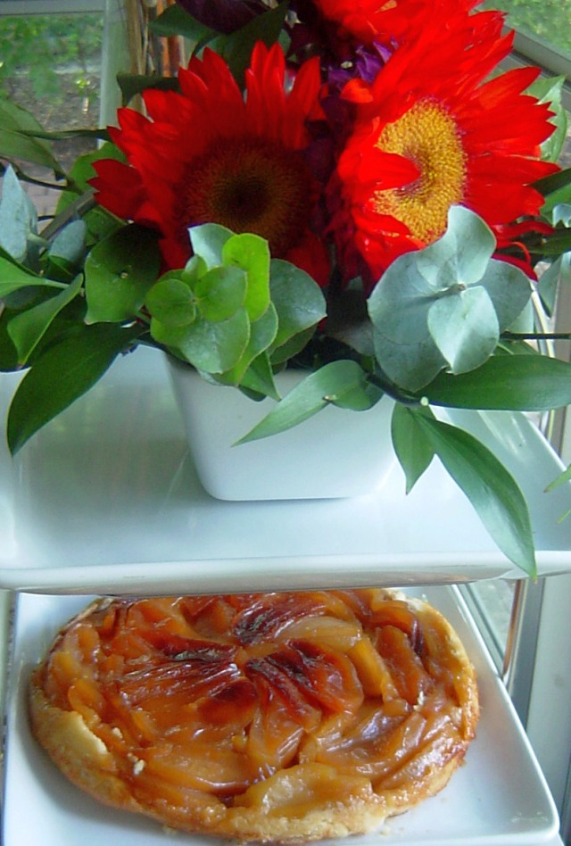 Apple Tarte presentation