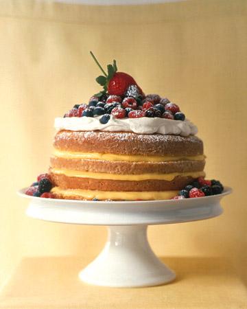 Birthday Cakes Gather Around The Table