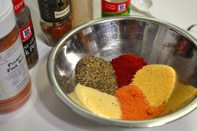 Spices for Balsamic Roast