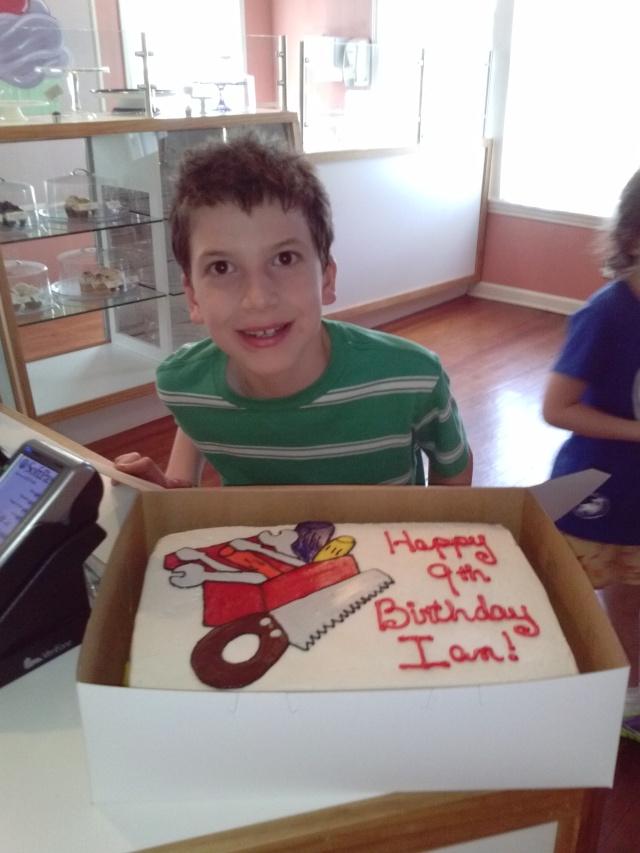 Happy Birthday Ian!!